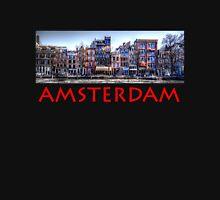 Amsterdam Street Scene Unisex T-Shirt