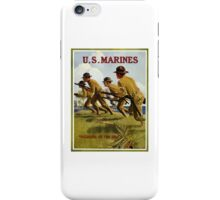 US Marines -- Soldiers Of The Sea iPhone Case/Skin