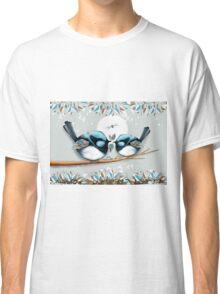 Blue Wrens Classic T-Shirt