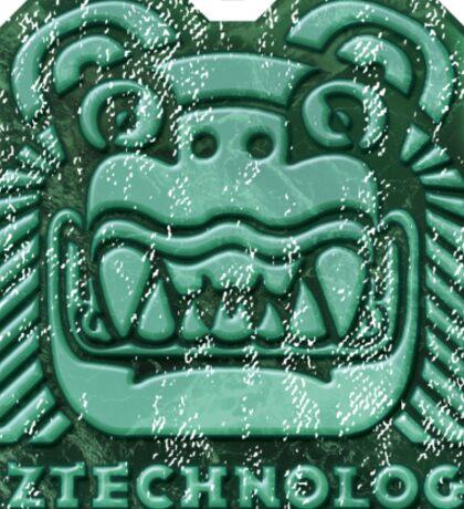 Aztechnology Sticker