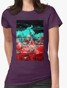 wavves Womens Fitted T-Shirt