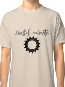 Single Minded Fixed Gear Tee Classic T-Shirt
