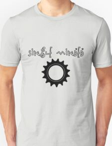 Single Minded Fixed Gear Tee Unisex T-Shirt