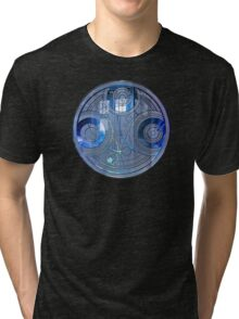 Time Lord Seal Tri-blend T-Shirt