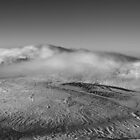 Low cloud in the Mourne mountains by fatty-arbuckle