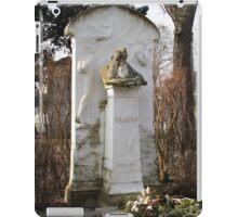 Grave Of Johannes Brahms iPad Case/Skin