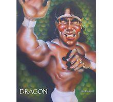 'Dragon' by Sheik Photographic Print