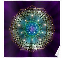 Sacred Geometry 11 Poster