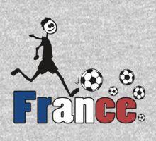 GO GO France One Piece - Long Sleeve