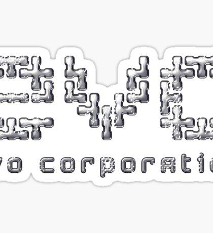 Evo Corporation Sticker