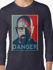 Walter White For President Long Sleeve T-Shirt