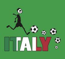GO GO Italy Baby Tee