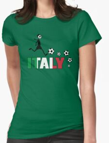 GO GO Italy Womens Fitted T-Shirt