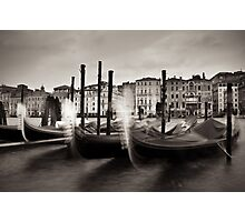 Motion Blur Photographic Print