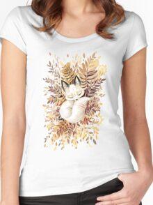 Slumber Women's Fitted Scoop T-Shirt