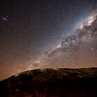 Our Galactic Neighborhood by Luis Argerich