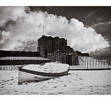 Both broken giants of time and place Photographic Print