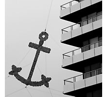 Anchor Aweigh! Photographic Print