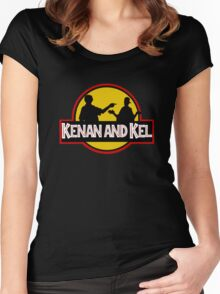 Kenan Kel Women's Fitted Scoop T-Shirt