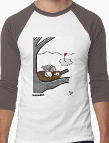 Golf Ball. Men's Baseball ¾ T-Shirt