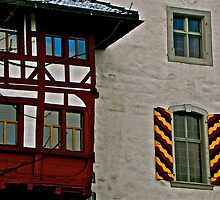 Colourful Shutters by mamba