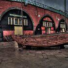 Fishing society at Brighton by Rob Hawkins