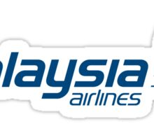 Malaysia Airlines Sticker