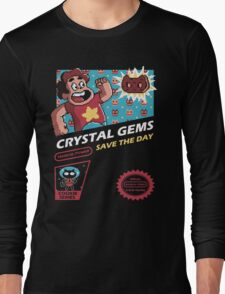 Crystal Gems Long Sleeve T-Shirt