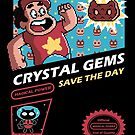 Crystal Gems by Scott Weston