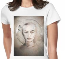Inner World Womens Fitted T-Shirt