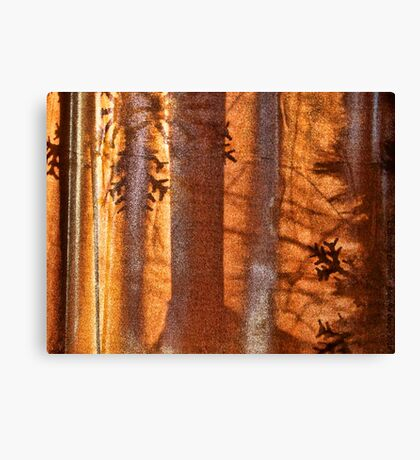 Christmas Abstract Canvas Print