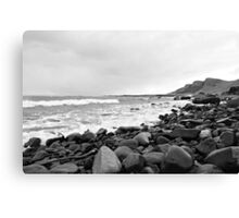 Staffin Beach 001-1 Canvas Print