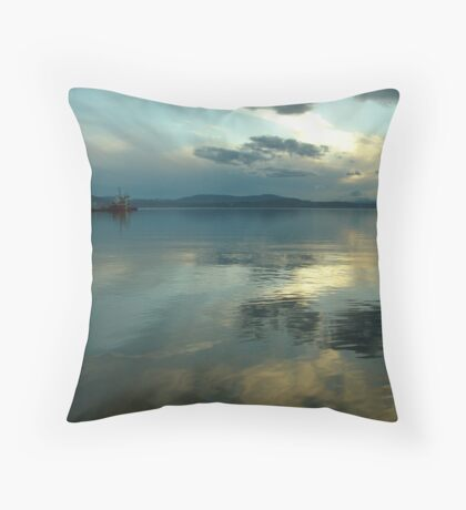 Afterglow (1) Throw Pillow