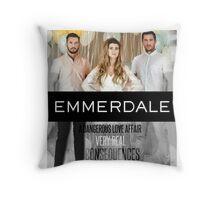 Emmerdale- Ross Barton Throw Pillow