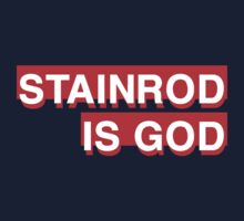 Stainrod Is God by David Cumming