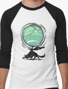 Little Reaper Men's Baseball ¾ T-Shirt