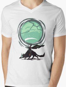 Little Reaper Mens V-Neck T-Shirt
