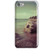 Dip your toes iPhone Case/Skin