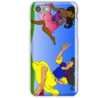 Playful Chase iPhone Case/Skin