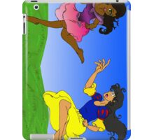 Playful Chase iPad Case/Skin