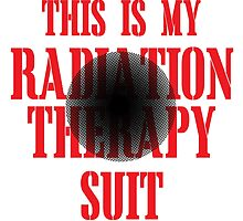 this is my radiation therapy suit by teeshirtz