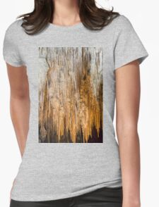 Mammoth Cave Feature, Augusta, Western Australia Womens Fitted T-Shirt