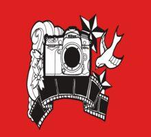 Camera Tattoo by mylittlenative