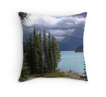 Spirit Island Again Throw Pillow