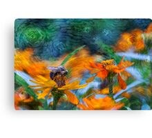 Van Gogh Summer Canvas Print