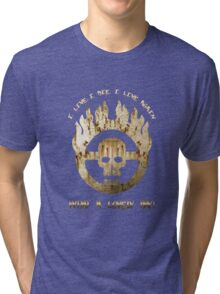 Mad Max Skull Tri-blend T-Shirt