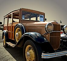 """1932 Ford Model B """"Woody"""" Station Wagon by TeeMack"""