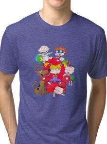 Rugrat kids Tri-blend T-Shirt