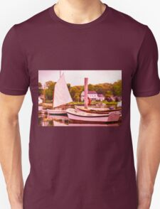 Tranquil Morning Unisex T-Shirt