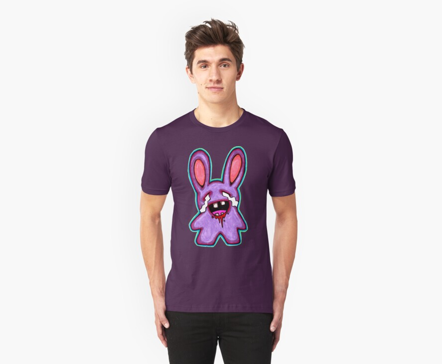 Hungry Bunny by ogfx